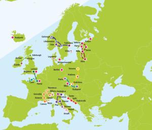Eurooppa-kiertomatkat-kartta-2018