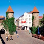 Portti Tallinnan Vanhaankaupunkiin