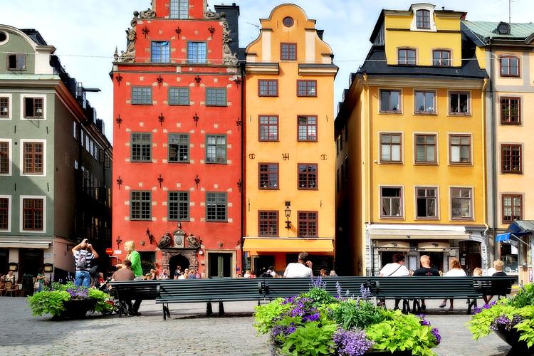 Hotellimatka Tukholmaan