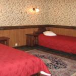 Standard huone, erilliset vuoteet