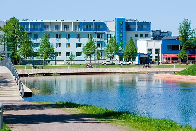 Viiking | Ikaalisten Matkatoimisto