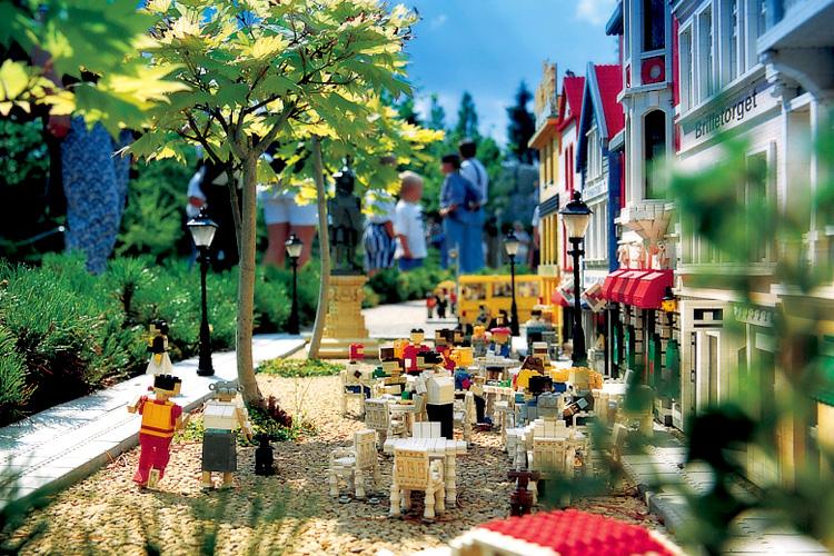 Legoland Ikaalisten Matkatoimisto
