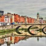 Irlannin pääkaupunki Dublin