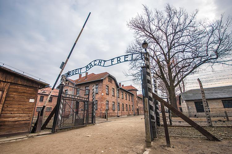 Auschwitz-Birkenau -keskitysleirimuseon