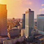 Varsovan pilvenpiirtäjiä