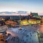 Varsovan Vanhankaupungin Kuninkaanlinnan aukio