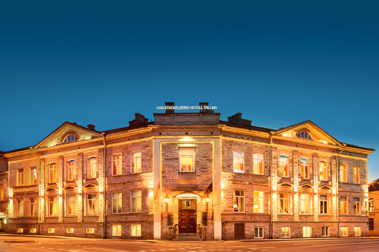 Hotellit Tallinna Keskusta