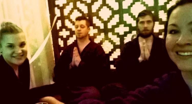 Rentoutumisen opas osa 56: Jooga-treenit