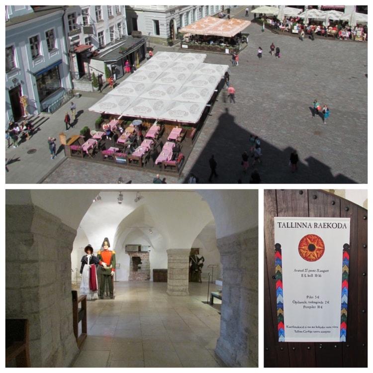 Raatihuoneella pääsee tutustumaan rakennukseen ja siellä esillä oleviin näyttelyihin.