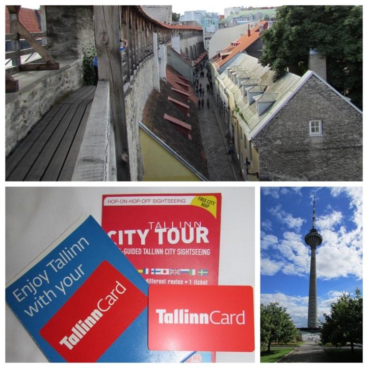 Tallinn card on kätevä Tallinnan nähtävyyksiin tutustuessa.