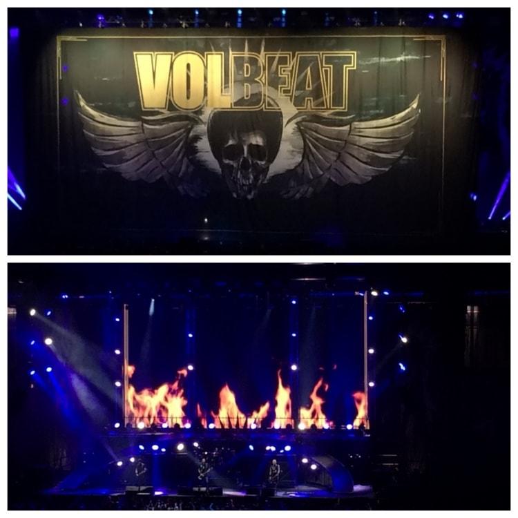 Esiripun laskeutumista odotellessa… Volbeat - Let it Burn