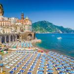 Amalfin rannikkoa