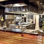 Ravintolan avokeittiö