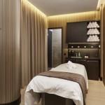 Eforea–kylpylän hoitohuone