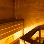 Sauna standard huoneessa