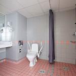 Invahuoneen kylpyhuone