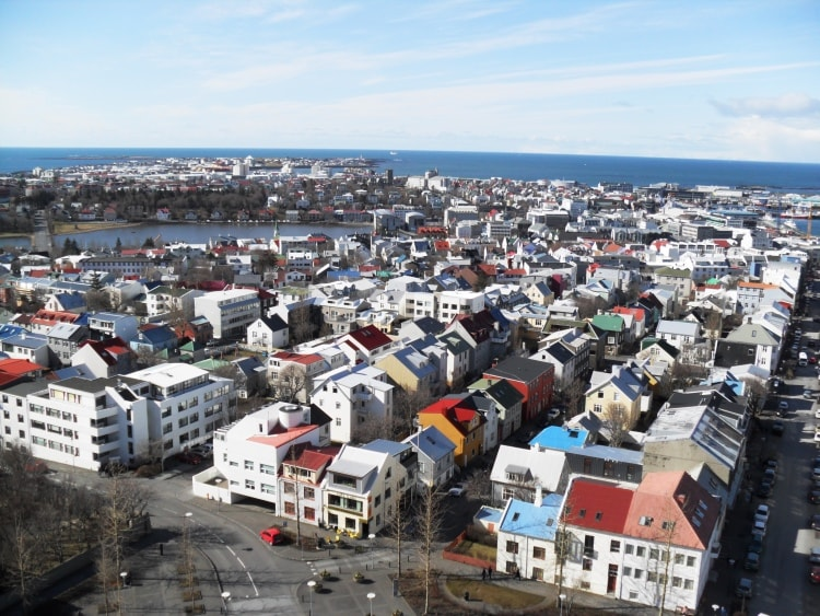 blogi-katri-islanti2-näkymä-halgrimin-kirkosta
