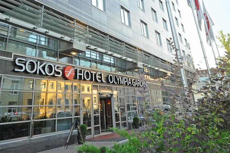 Huoleton Bailupaketti Original Sokos Hotel Vantaalla