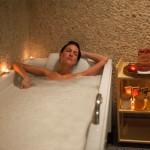 Rentouttava kylpy