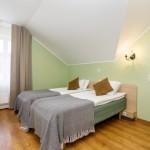 Koidulapark hotellin standard huone