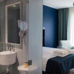 Wasa Resortin Standard huoneen kylpyhuone