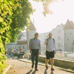 Kesäinen Tallinnan vanhankaupungin portti