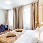 Kreutzwald hotellin standard huone