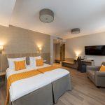 Kreutzwald hotellin Superior huone
