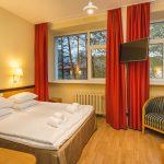 Medical Span standard huone parivuoteella