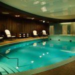 Hotel Palacen uima-allas Sport & Relax osastolla