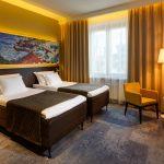 Hotel Palacen Standard huone erillisillä vuoteilla