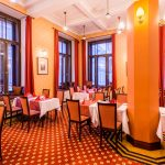 Hestia Hotel Barons ravintola