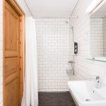 Kurgo Villan rivitalon standard huoneen kylpyhuone