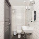 Kurgo Villan huvilarakennuksen standard huoneen kylpyhuone