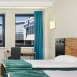 Hestia Hotel Seaport Standard huone