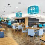 Hestia Hotel Seaport ravintola