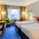 Viru-hotellin Superior-huone
