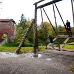 Jättikeinu Viljandissa