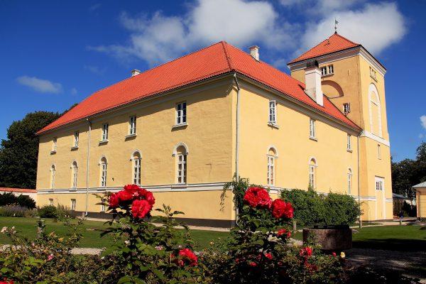 Ventspilsin linna