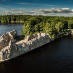 Linnan rauniot, Koknese, Latvia