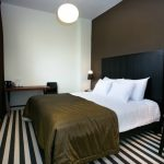 Hedon Span standard huone parivuoteella