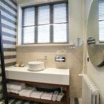 Hedon Span standard huoneen kylpyhuone