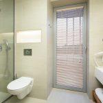 Hedon Span sviitin kylpyhuone