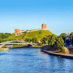 Gediminasin linna Vilnassa