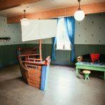 Huone Lottemassa, jossa erilaista puuhaa lapsille