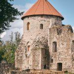 Cesisin linnan torni