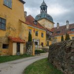 Lielstrauben linnan rakennuksia