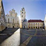 Vilnan yliopiston rakennuksia