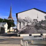 Rakvere Pikk-kadu seinämaalaus