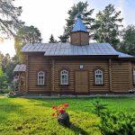 Pyhän apostolienvertaisen suurruhtinas Vladimirin kirkko Narva-Joesuussa